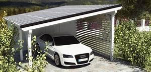 Carport Metall Bausatz : solarcarport bausatz als fertigcarport online bestellen carport mit solaranlage ~ Whattoseeinmadrid.com Haus und Dekorationen