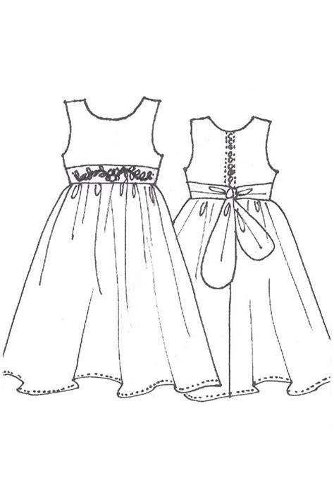 flowergirl dress  chiffon bow richard designs