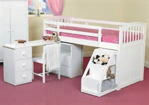 the sweet dreams kipling cabin bed available in white white and blue or white and pink