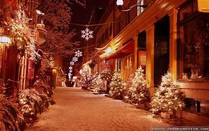 Outdoor Christmas Decorations Wallpapers Crazy