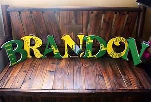 75 hand painted john deere wooden letters by With john deere wooden letters