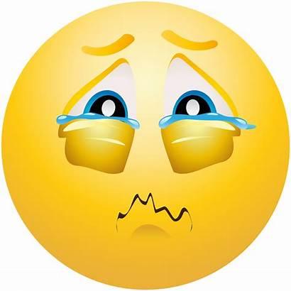 Emoji Crying Emoticon Clipart Clip Transparent Emoticons