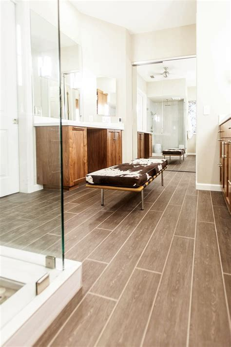 Wood Look Tile: Why It Continues to Be a Trendsetter