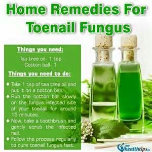 Toenail Fungus Treatment Home Remedies