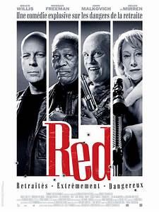 International Red Poster - FilmoFilia