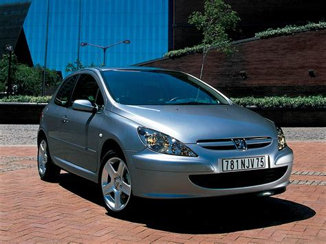 Peugeot 307 3 Doors Specs & Photos