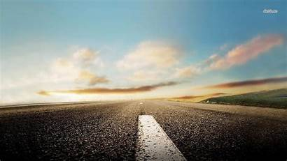 Road Background Backgrounds Amazing Psd