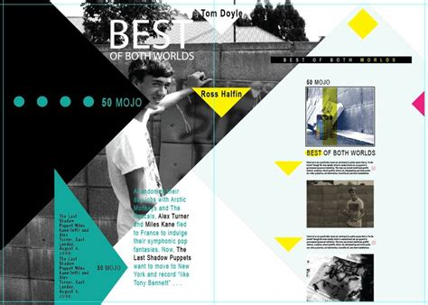 top magazine designs magazine layout my designs pinterest 1 quot layout and timeline
