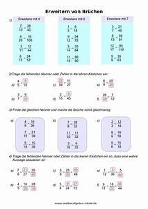 Bruchteile Von Größen Berechnen : mathematik br che arbeitsbl tter ~ Themetempest.com Abrechnung