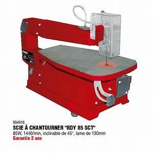 Types De Scie : scie chantourner type rdy 85 sct rondy scie onglet ~ Premium-room.com Idées de Décoration