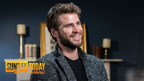 liam hemsworth feels motivated to explore comedy more