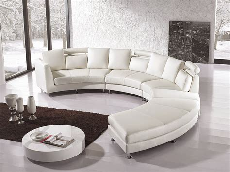 canapé cuir arrondi curved sofas and loveseats reviews curved sofa leather