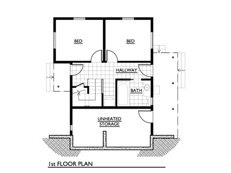small house floor plans   sq ft lowes  house