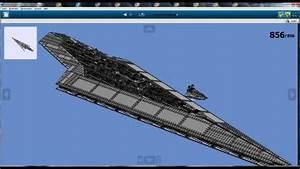 lego digital designer sternenzerstorer youtube With lego digital designer templates