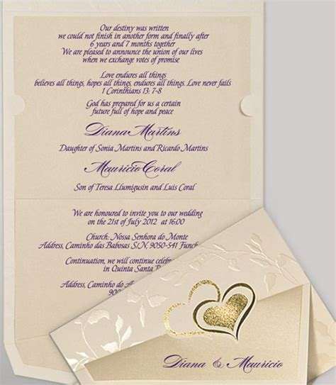 christian anniversary cards template christian wedding invitation wording