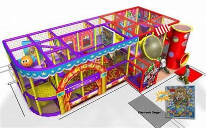 Amusement Children Indoor Circus Cheer Equipment Playground