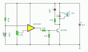 Temperature Monitor Circuit Diagram And Instructions