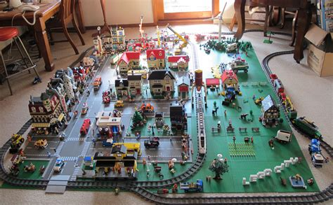 The Latest From Legocity