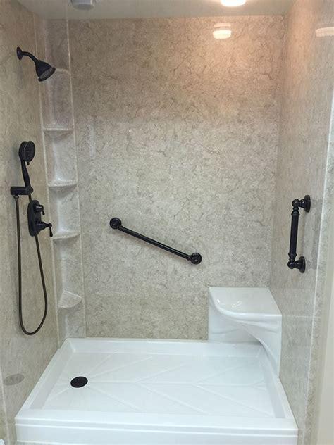 wheelchair accessible showers bathcrest  ontario