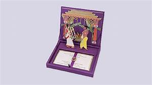 1000 images about wedding invitation inspiration on for Pop up indian wedding invitations
