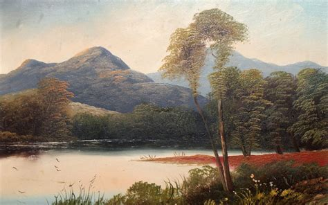 Light Of The Th Century Landscape Painting-mywholewall