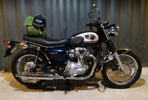 Review Kawasaki W800 by Customer S Motorcycle Thanasarn S Kawasaki W800 Custom