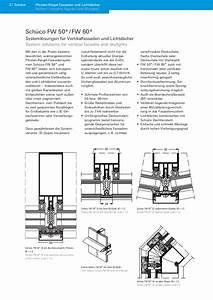 Schüco Pfosten Riegel : fassade 3 ~ Frokenaadalensverden.com Haus und Dekorationen