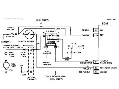 Tbi Camaro Fuel Pump Wiring Diagram Third Generation