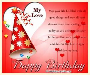Birthday Wishes for Boyfriend and Boyfriend Birthday Card ...