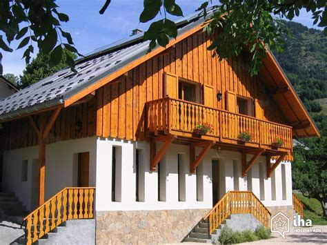 chalet for rent in le bourg d oisans iha 16245