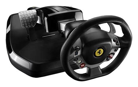 But could not get in a good race with it, since it was not forcing it self back to center this is a reproduction of the oz racing rim used by ferrari in 2016 f1 championship. Thrustmaster Ferrari GT Cockpit 458 Steeling Wheel Review | eTeknix