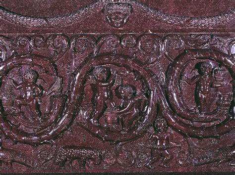 sarcofago  costanza musei vaticani