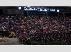 Slideshow Saturday online commencement ceremonies GCU Today