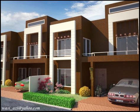 house plans with open floor plan modern row house designs circuitdegeneration org
