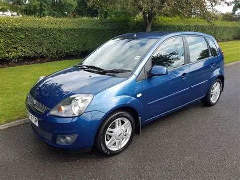 2007 Ford Fiesta 1.4 Tdci Zetec 5dr [climate]