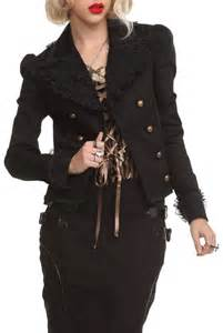 Steampunk Jacket Hot Topic