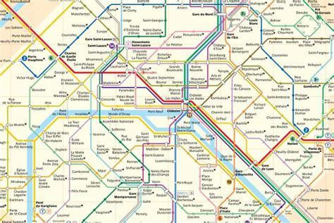 bureau de la poste lignes du réseau de métro parisien