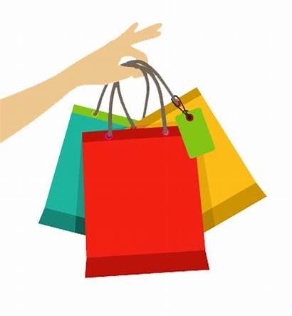 Shopping Bag Background Transparent Clipart Vector Bags