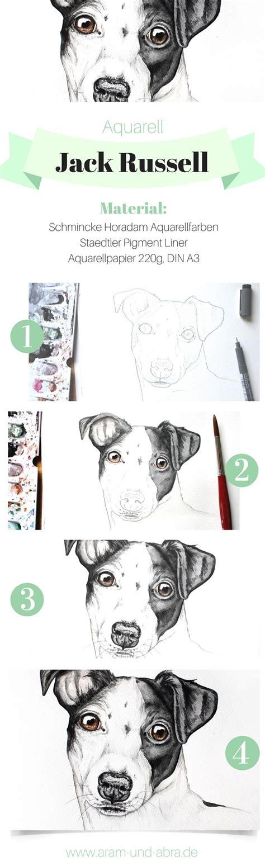 die besten  hund malen ideen auf pinterest und perfekt