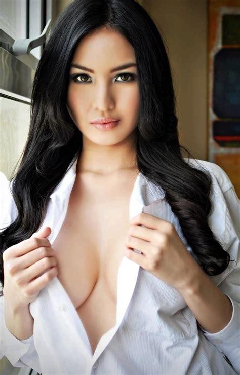 abby poblador filipina model asian girls cute beauty