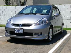 2007 Honda Fit - Pictures