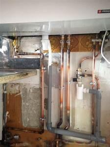 Conduit Evacuation Chaudiere Gaz Condensation : chaudi re gaz condensation le raccordement ~ Melissatoandfro.com Idées de Décoration