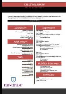 resume template word 2016 word resume templates 2016