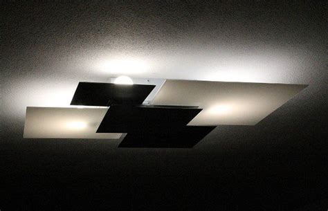 illuminazione a soffitto moderna lada a soffitto moderna quot shadow quot di top light