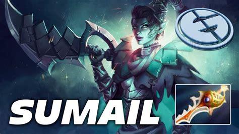 sumail phantom assassin rapier damage dota 2 pro gameplay youtube