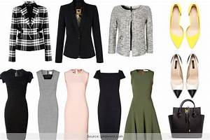 Designer Suits for Women At Work: Styles From The Fashion ...
