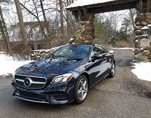 2018 Mercedes Benz E400 Coupe Review 2 Door Perfection