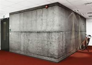 Concrete Wallpaper - Create An Instant Urban Industrial Feel