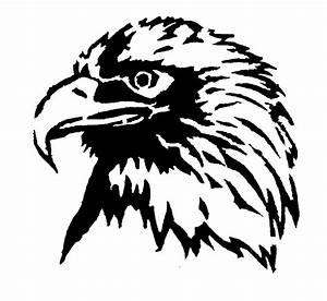 easy hawk pattern - Scroll Saw Portraits
