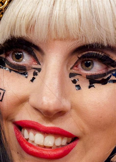 lady gaga close celebrity funcage somers suzanne